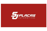 SJ Placas Automotivas