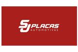 SJ Placas Automotivas