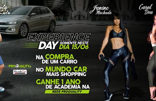 Experience Day MundoCar