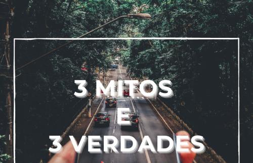 3 Mitos e 3 Verdades sobre carros!