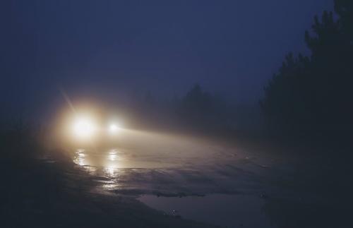 Dirigir com neblina: O que o motorista deve e NAO deve fazer!