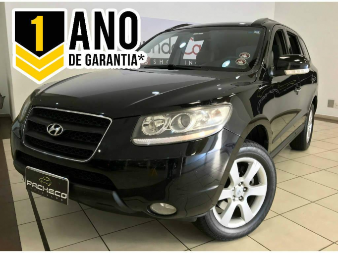 Hyundai Santa Fé GLS V6