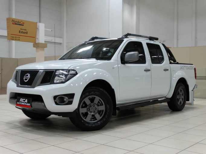 Nissan Frontier 2.5 SV ATTACK 4X2