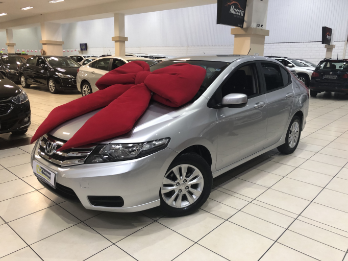 Honda City CITY SEDAN EX-MT 1.5 16V FLEX 4P