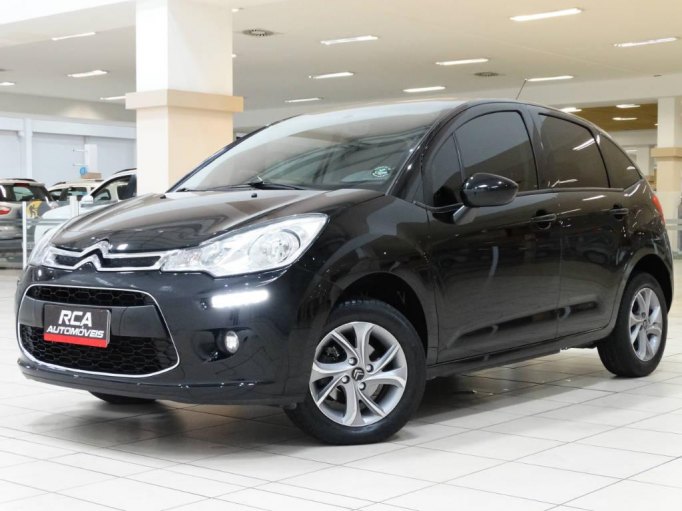 Citroën C3 C3 1.6 Tendance VTI Flex Start